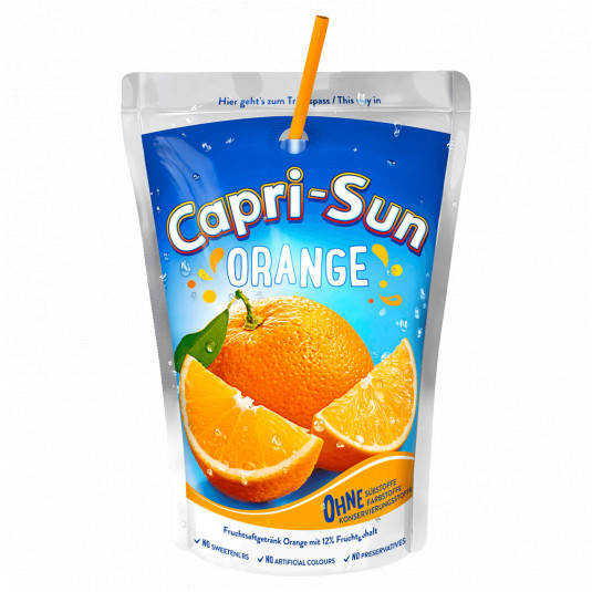 Capri-Sonne - Pack