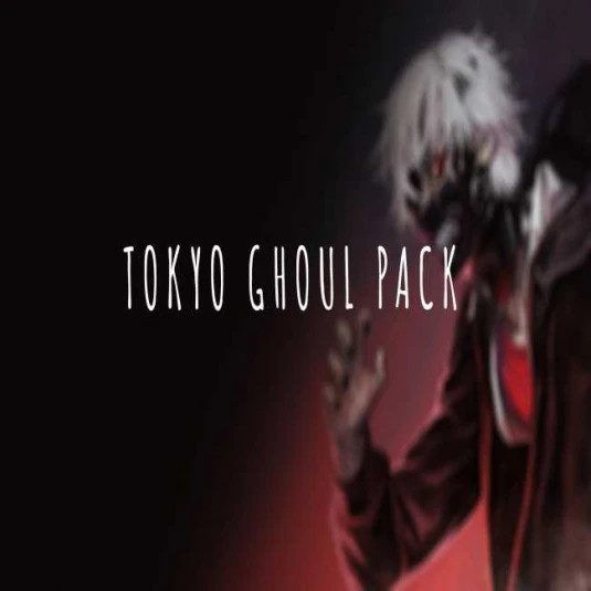 TOKYO GHOUL PVP PACK BY KSG
