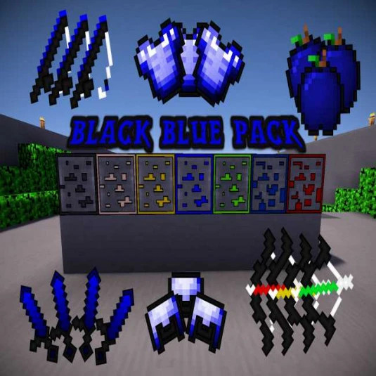 BlackBluePack
