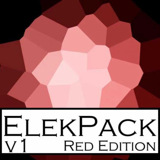ElekPackV1 10kSpecial Red [32x]