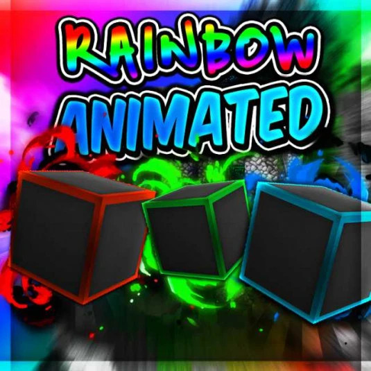 [ANIMATED] Rainbow 128x