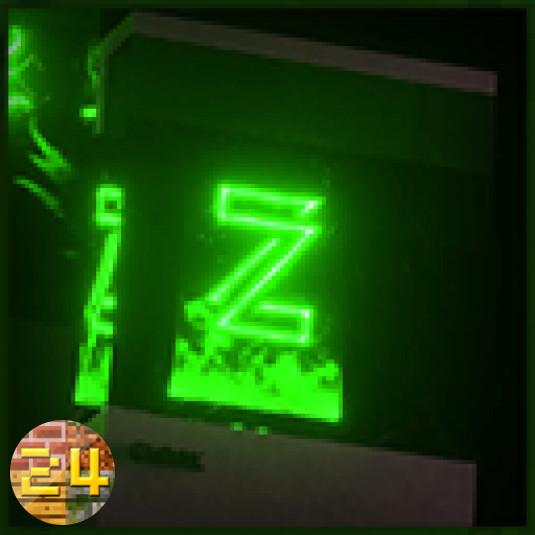 ZickZackV3 - 2Green Pack 1.8