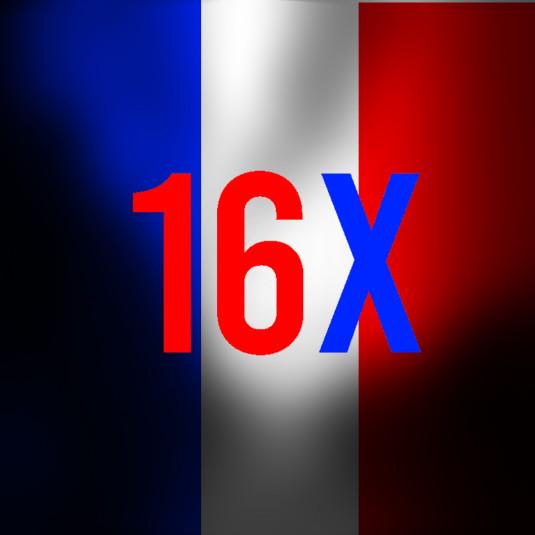 Bastille 16x