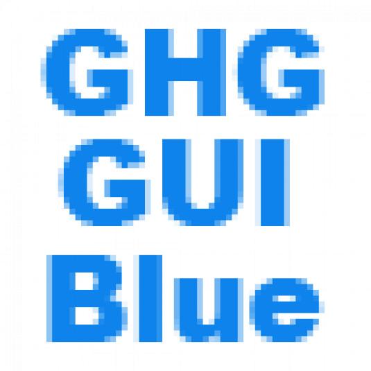 GHGui Blue Overlay 1.8