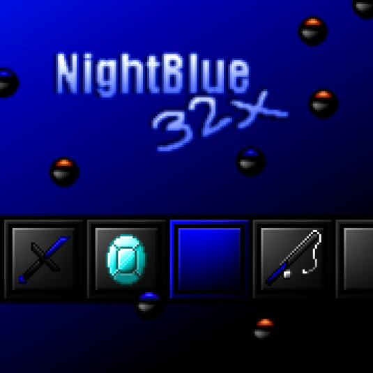 Night blue 32x