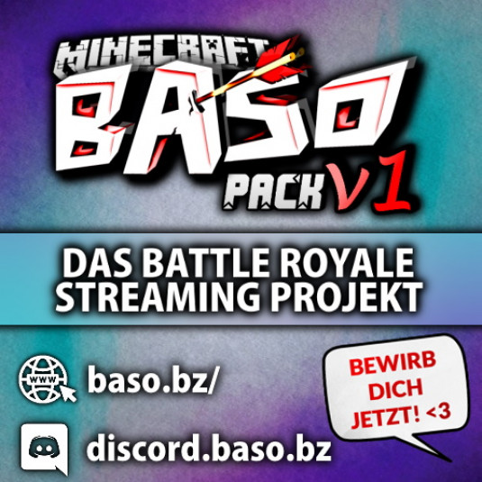 Minecraft BASO Pack v1