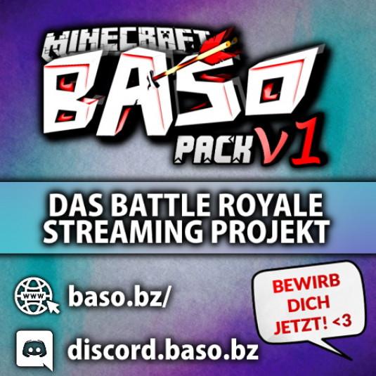 Minecraft BASO Pack v1