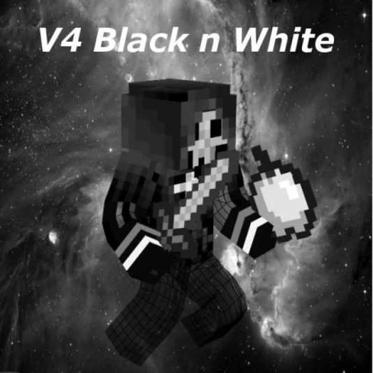 Death_Gamer V4 2.0BlacknWhite