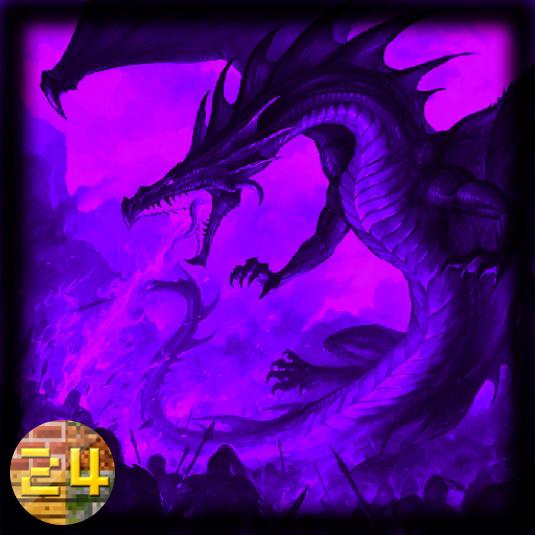 64x Azert Purple Revamp