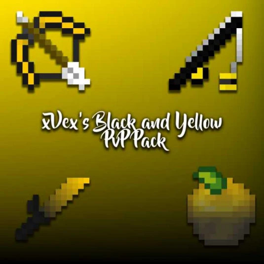 Black and Yellow Pack  - xVex