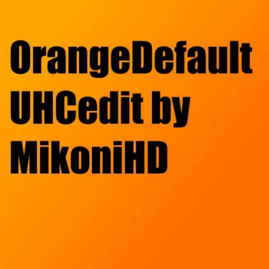 OrangeDefaultUHCedit