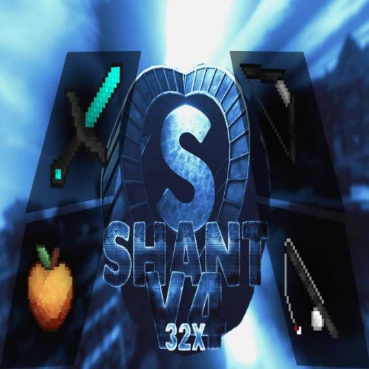 Shant Pack V4 32x (GOOD VERSION)