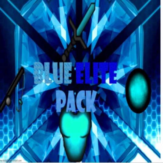 Blue Elite Pack - 1.8.9