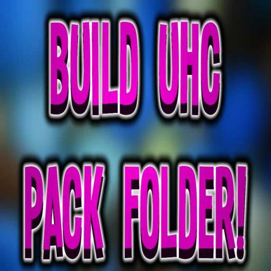 [NEW] BUILD UHC RESOURCE PACK PVP!!