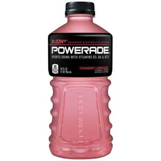 Powerade pink