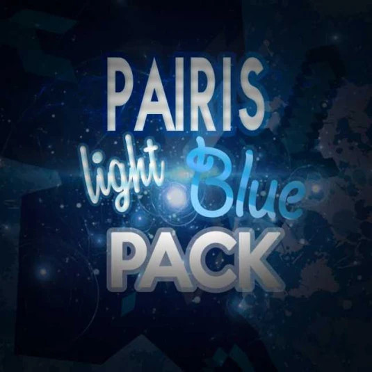 bLightBluebyPairi