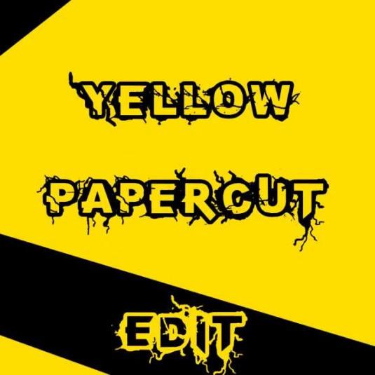 Yellow-Papercut-Edit