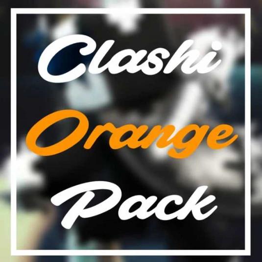 Clashi Orange Pack