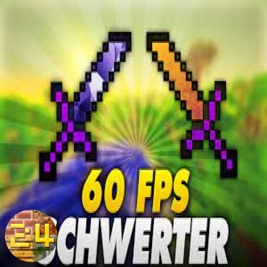 Animated swords Overlay 60fps