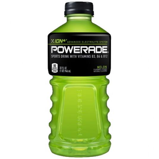 Powerade green