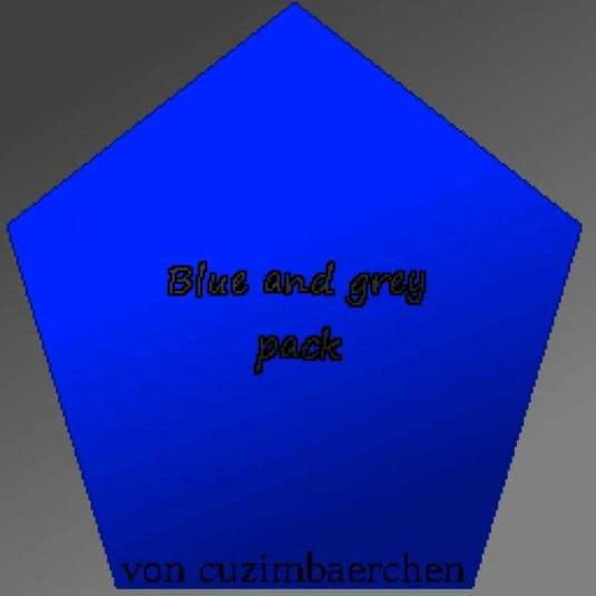Blue&grey pack [by CuzImBaerchen]