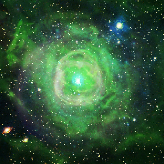 Green Nabula [16x]