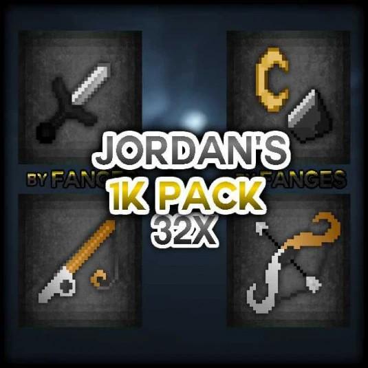 LookAtMyJordans 1K Pack 32x