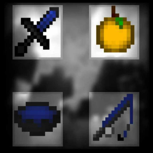 DarkBlue PvP Pack[16x-Default Edit]