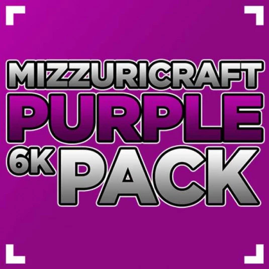 MizzuriCraft Purple Pack [6k]