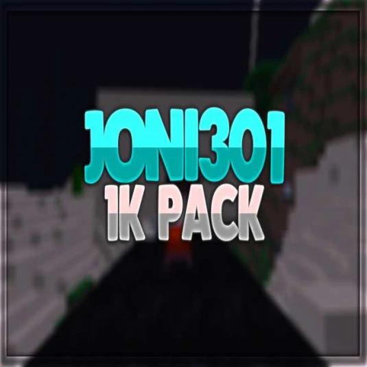 Joni301 1k Pack by Croqz