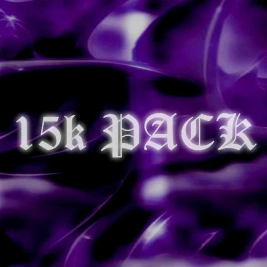 Sasukeys 15k Pack