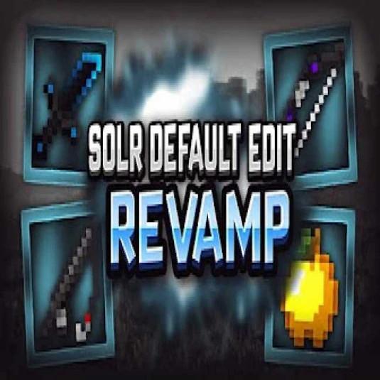 Solrflare Default Edit 16x Revamp