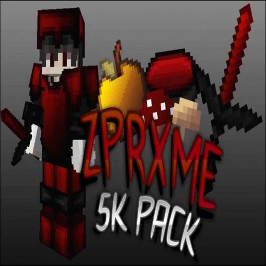 zPrxme 5K Private Pack! [32x]