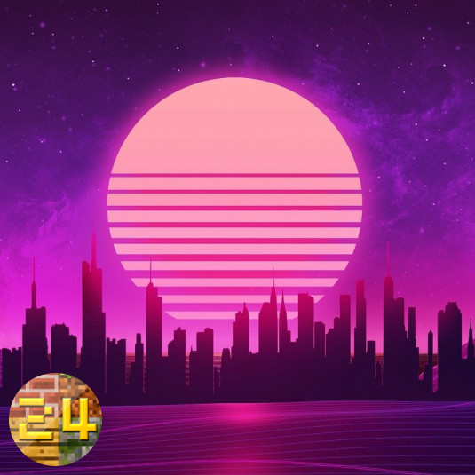 Synthwave V2 mixed with Telly 100K Pack