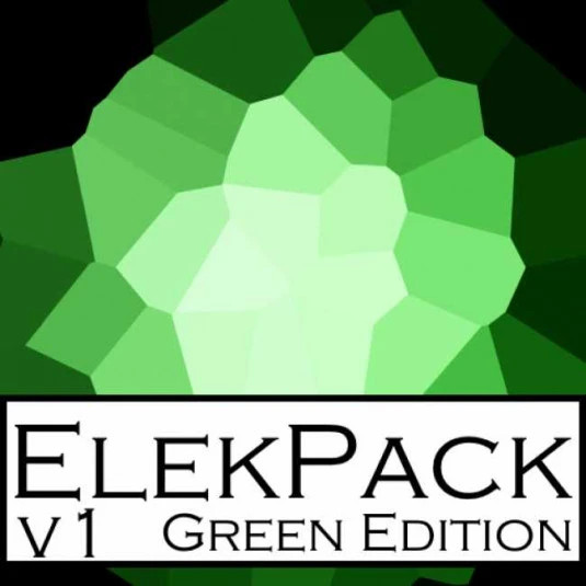 ElekPackV1 Colorway GREEN [32x]
