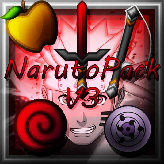 NarutoPackV3