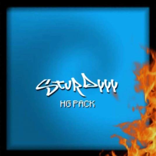 STURDYYY Blue Pack [HG]