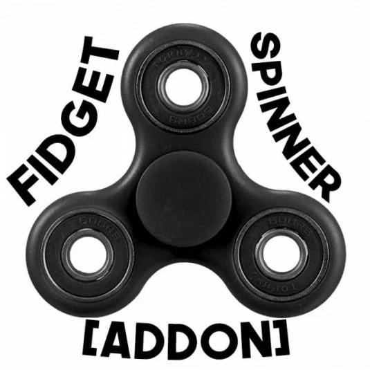 Fidget Spinner Pack [ADDON]