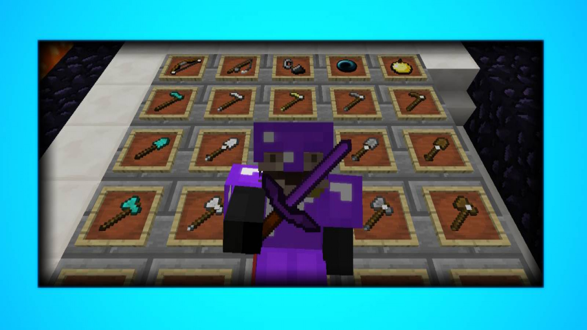 [!] FPS UHC RESOURCE PACK [!]