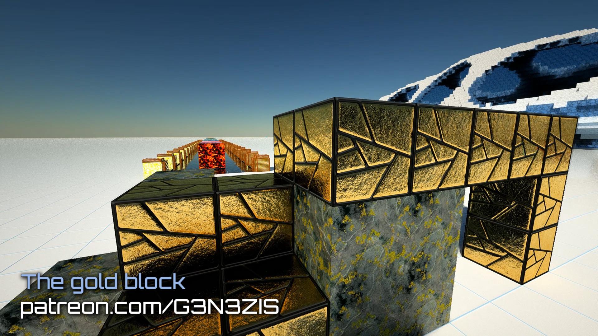 Genesis texture pack