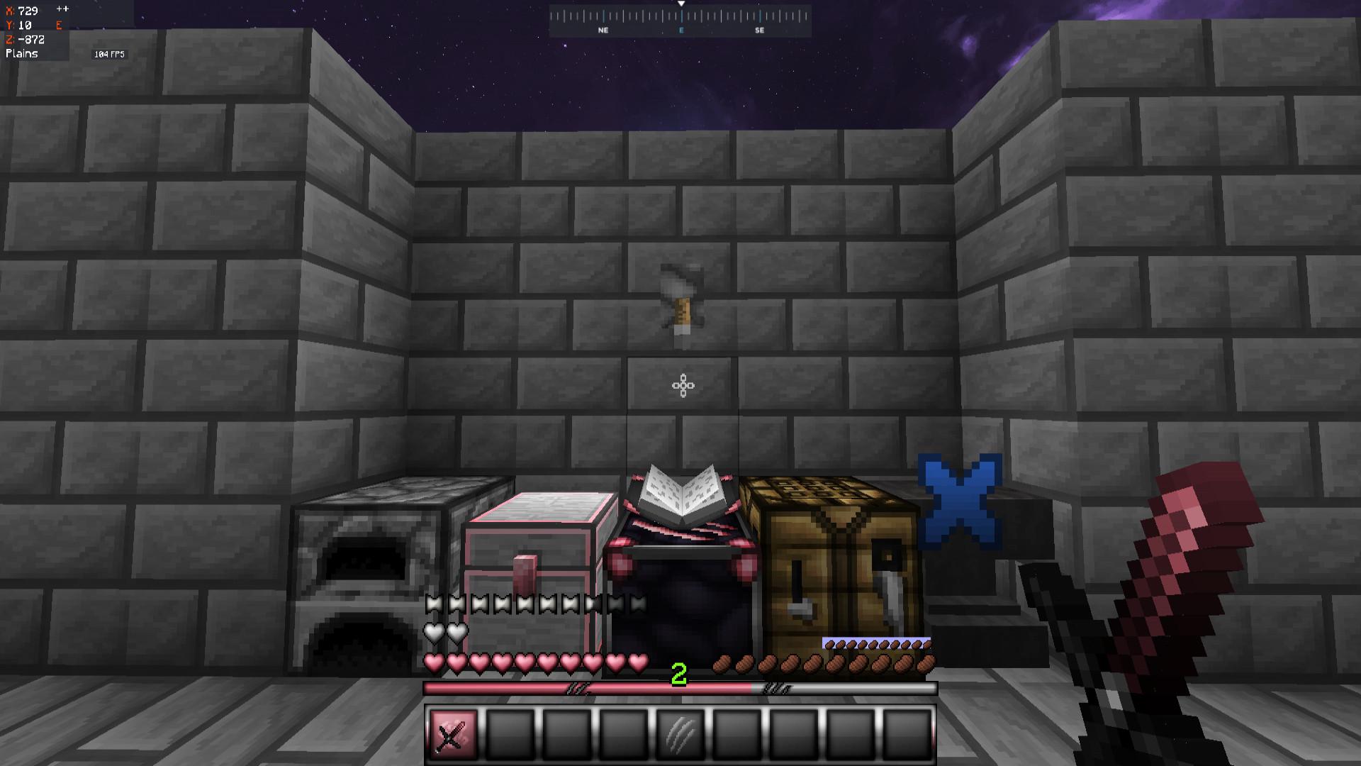 RoseClaw Revamp [32x]