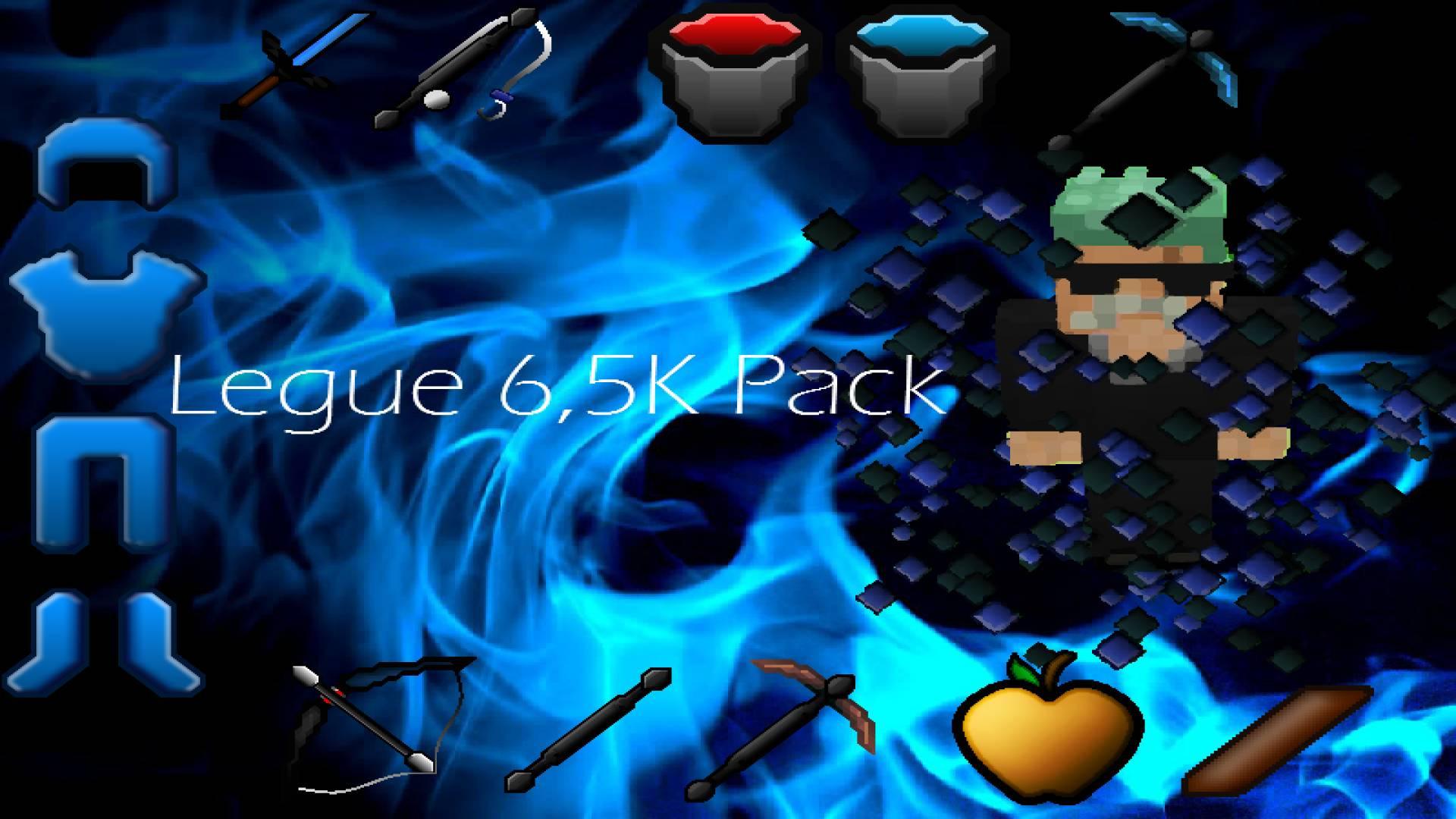Legue 6,5K PACK