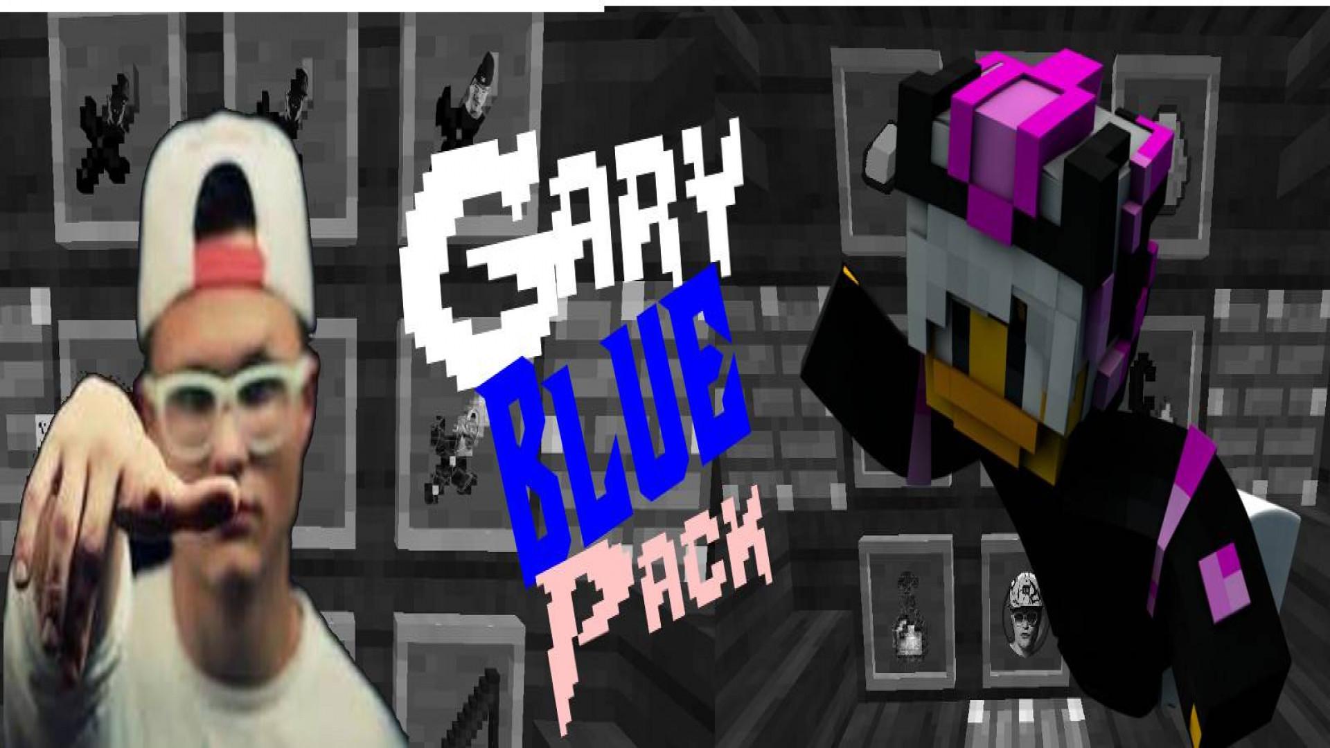 Gary Washington Blue Pack <3
