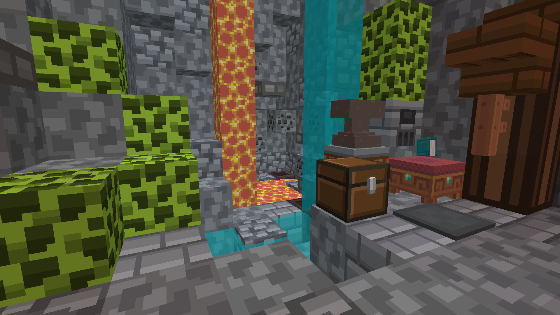 Country Texture Pack 1.12.2 New Version