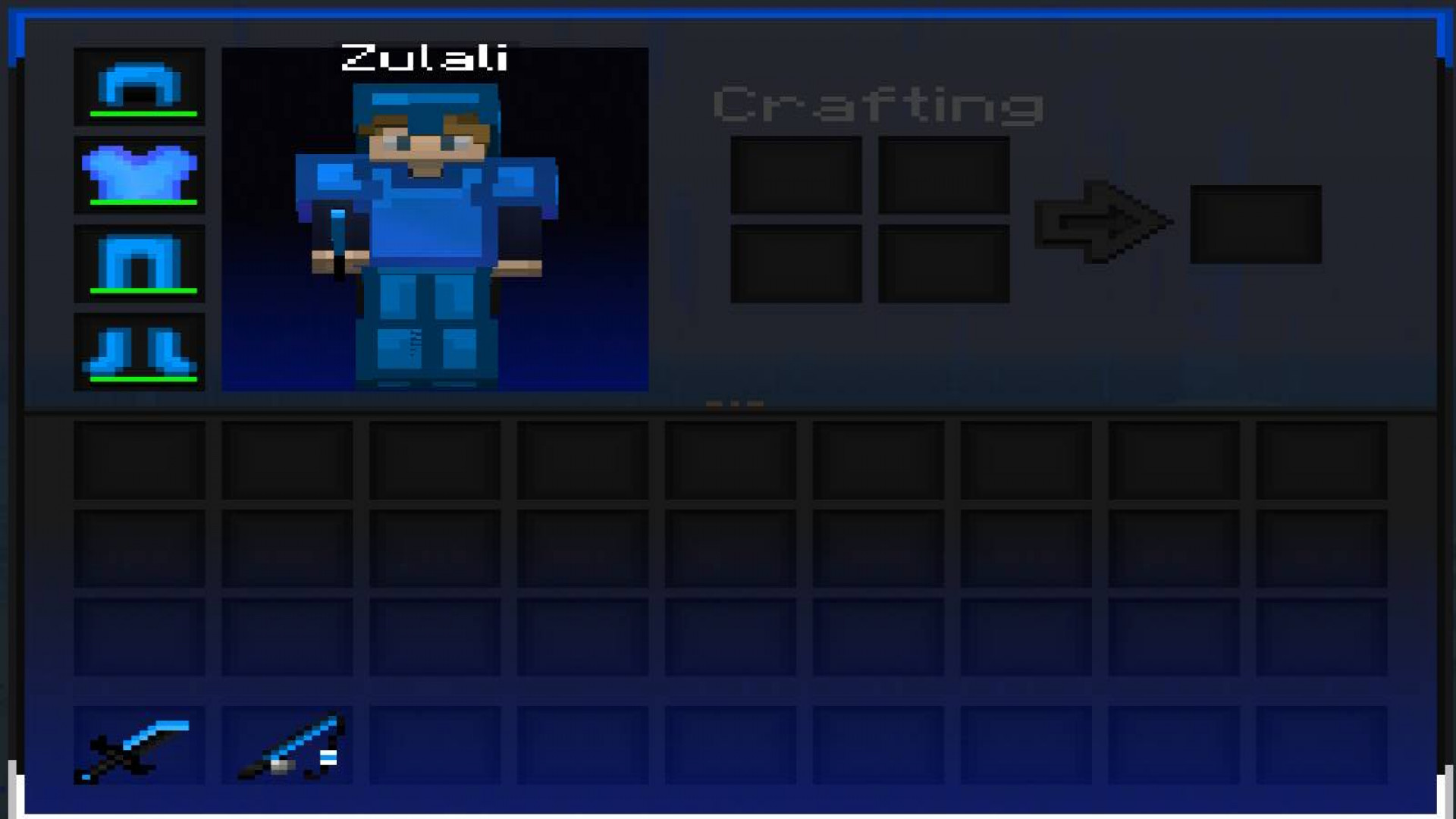Zulalis Blue Pack [16x16]