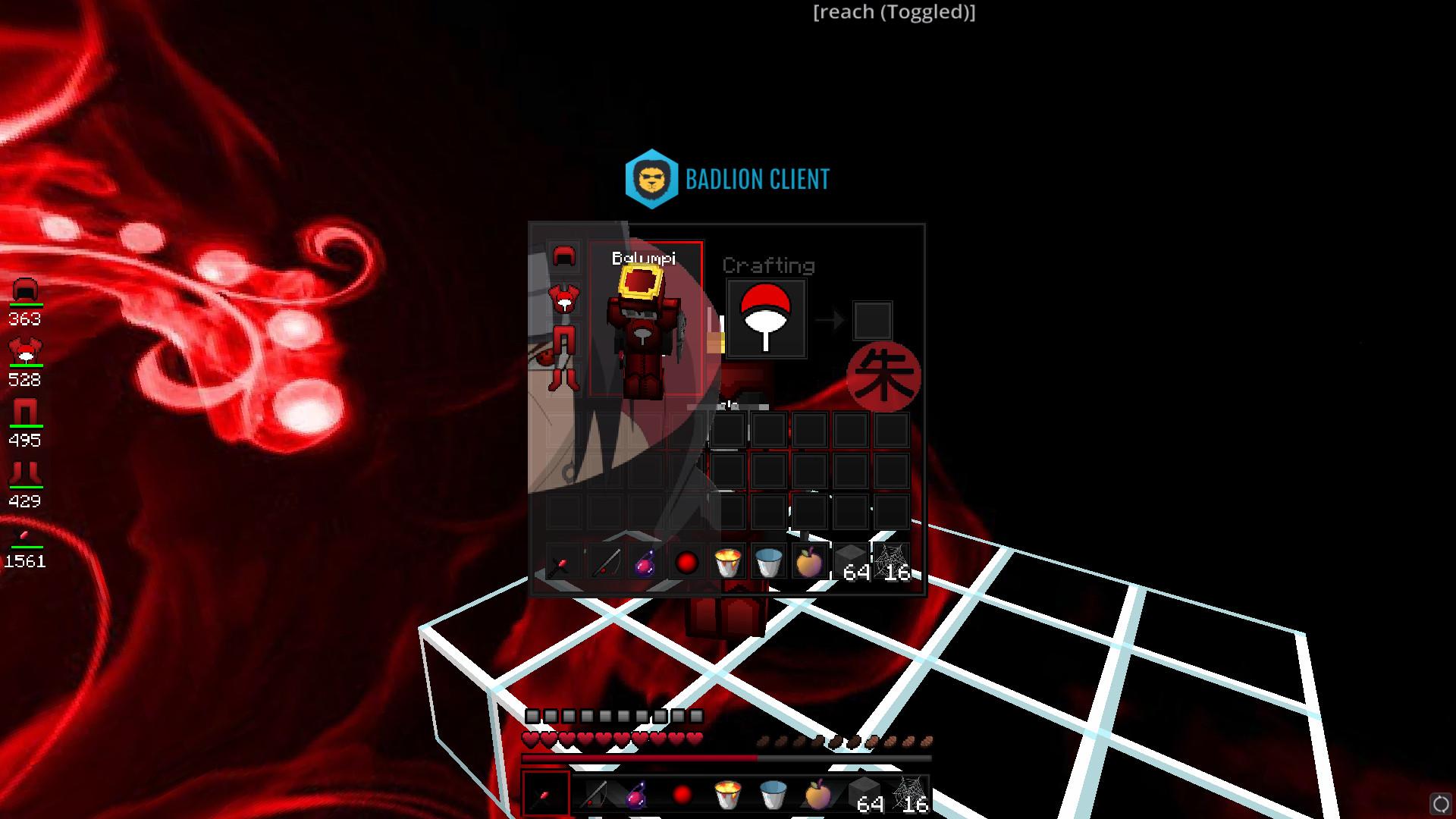 Itachi Red Mixpack