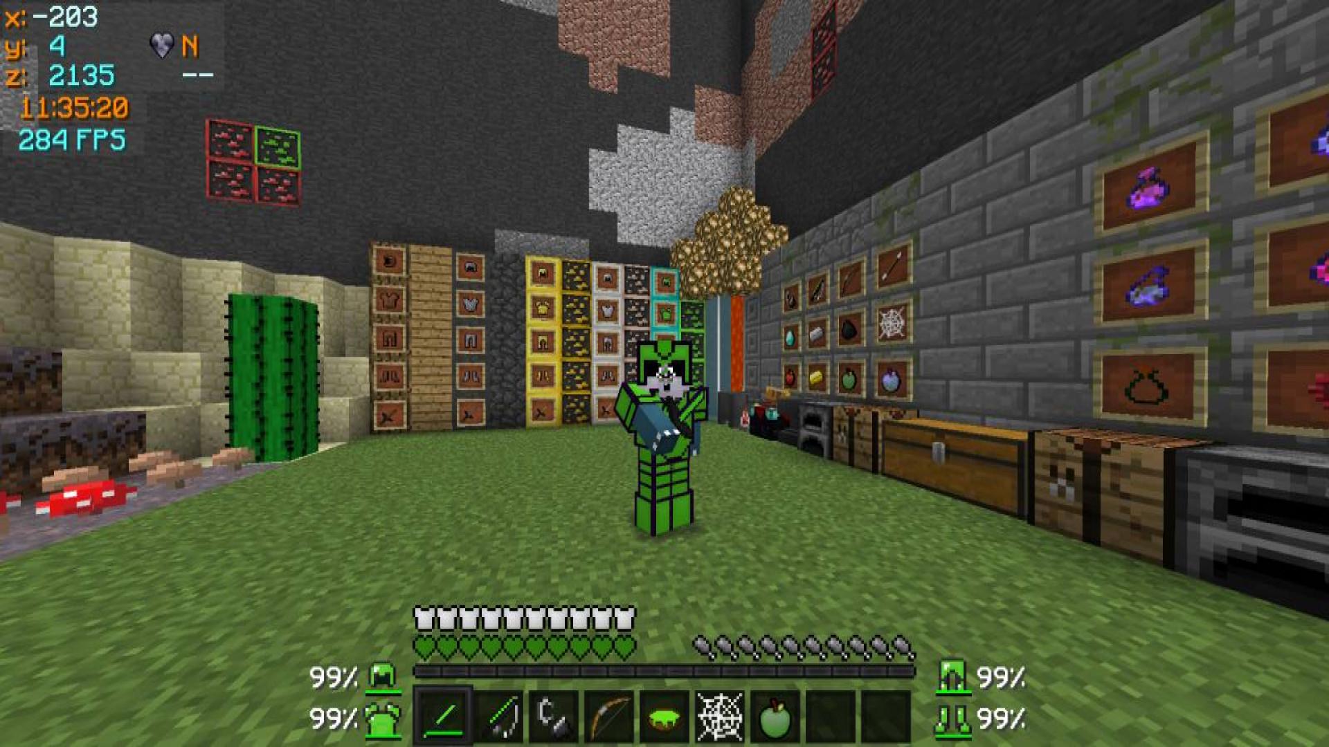 Monsos updated Green Edit