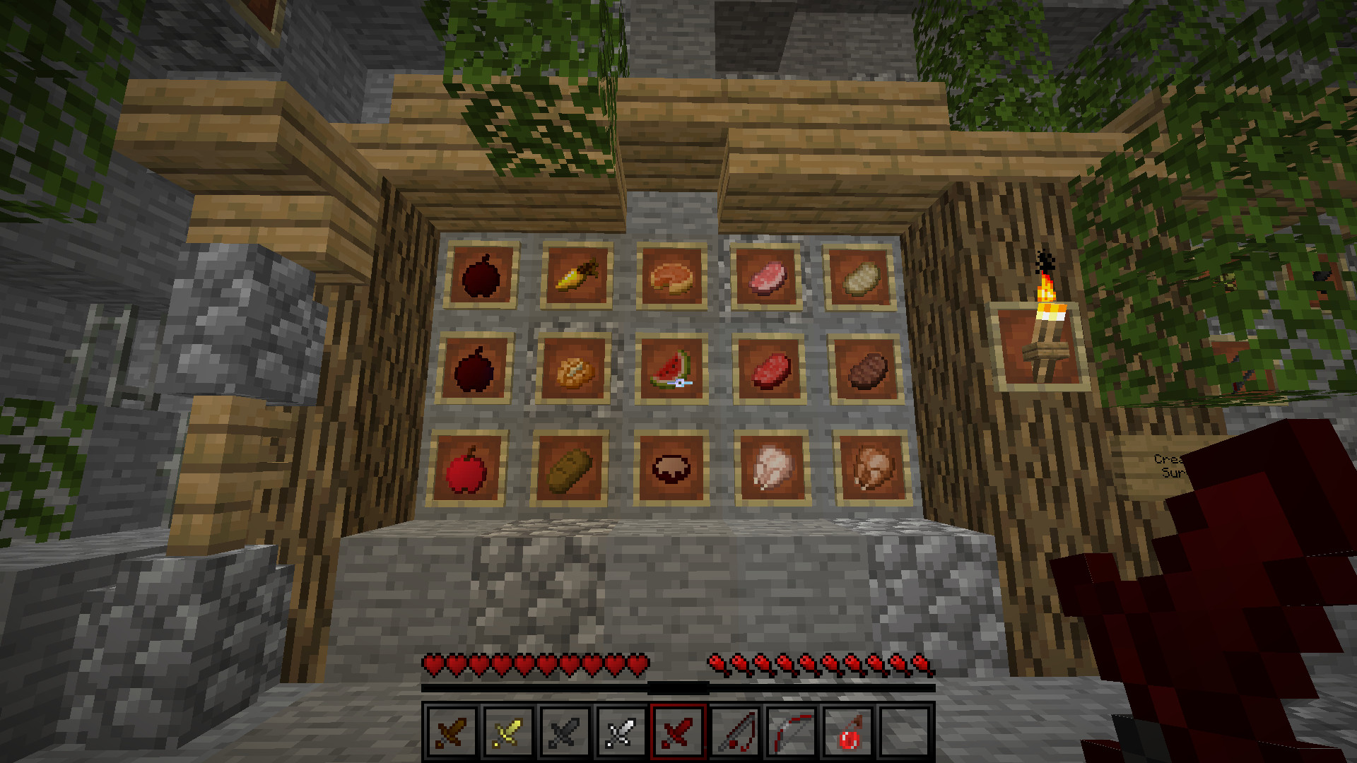 Red PvP Pack