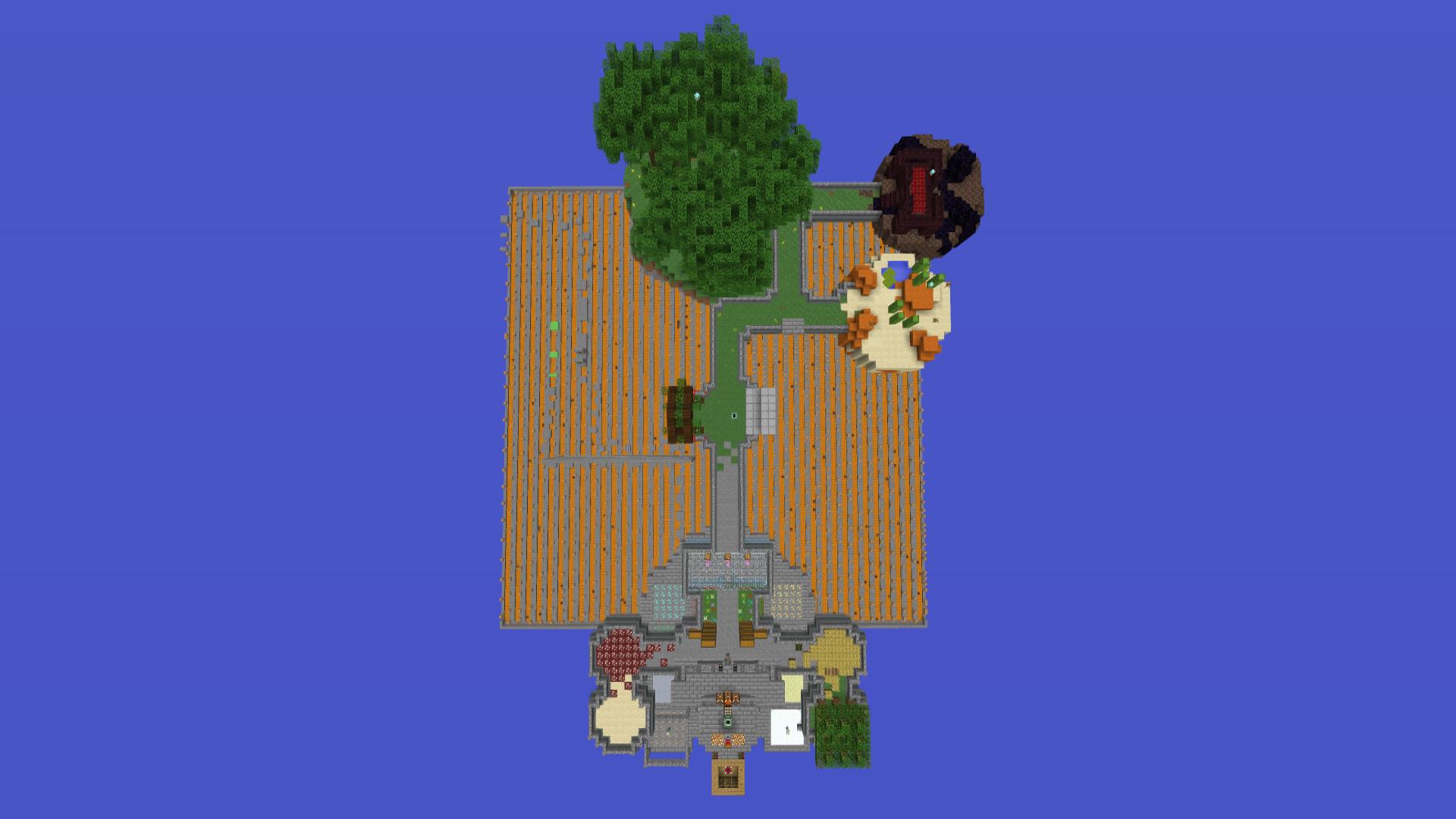 Hypixel Skyblock Mix 1.8.9