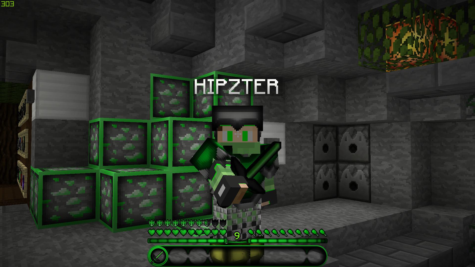 Dark Green Pack 128x